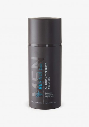 REVIVAL MEN CALMING AFTERSHAVE MOISTURE